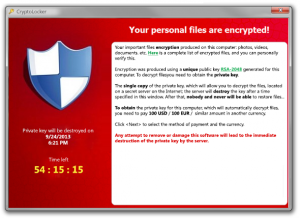 Wordpress Security - cryptolocker